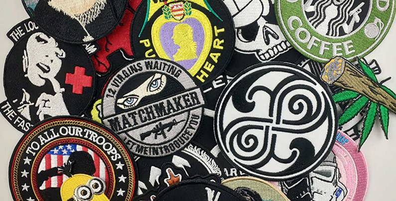 The Best Embroidered Custom Patches in Town - Melon Patches