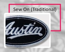 We Have Many Options Like Sew On, Iron On, Velcro, Tactical